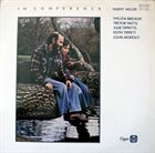 HARRY MILLER In Conference album cover