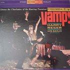 HARRY RESER Vamp! (Dance The Charleston Of The Roaring Twenties) album cover