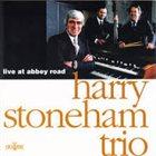 HARRY STONEHAM Harry Stoneham Trio : ' Live At Abbey Road' album cover