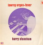HARRY STONEHAM Lowrey Organ - Fever album cover