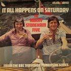 HARRY STONEHAM The Harry Stoneham Five : It All Happens On Saturday album cover