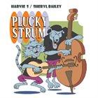 HARVIE S (HARVIE SWARTZ) Plucky Strum album cover