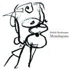 HEIKKI RUOKANGAS Monologues album cover