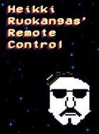 HEIKKI RUOKANGAS Remote Control album cover