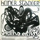 HEINER STADLER Brains On Fire Vol. 2 album cover