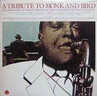 HEINER STADLER Tribute to Bird and Monk album cover