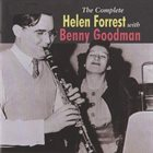 HELEN FORREST The Complete Helen Forrest With Benny Goodman album cover