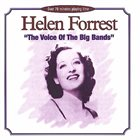 HELEN FORREST Voice of the Big Bands album cover