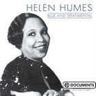 HELEN HUMES Blue and Sentimental album cover