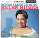HELEN HUMES Songs I Like to Sing album cover