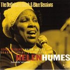 HELEN HUMES The Definitive Black & Blue Sessions: Sneakin' Around album cover
