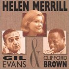 HELEN MERRILL With Clifford Brown & Gil Evans album cover