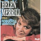 HELEN MERRILL Helen Merrill Sings Rodgers & Hammerstein album cover