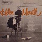 HELEN MERRILL Helen Merrill With Strings album cover