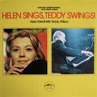 HELEN MERRILL Helen Sings, Teddy Swings album cover