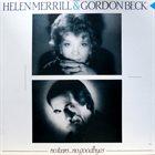 HELEN MERRILL Helen Merrill & Gordon Beck : No Tears, No Goodbyes album cover
