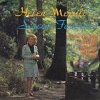 HELEN MERRILL Sings Screen Favorites album cover