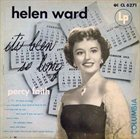 HELEN WARD It's Been So Long album cover