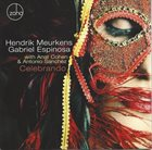 HENDRIK MEURKENS Celebrando (with Gabriel Espinosa) album cover