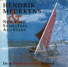 HENDRIK MEURKENS In a Sentimental Mood album cover