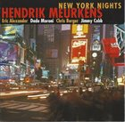 HENDRIK MEURKENS New York Nights album cover