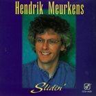 HENDRIK MEURKENS Slidin' album cover