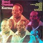 HENRI GUÉDON Karma album cover