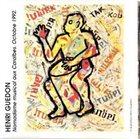HENRI GUÉDON Nomadisme Musical Aux Caraibes album cover