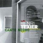 HENRI TEXIER Canto Negro album cover