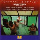 HENRI TEXIER Colonel Skopje album cover