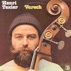 HENRI TEXIER Varech album cover