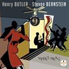 HENRY BUTLER Henry Butler & Steven Bernstein : Viper's Drag album cover