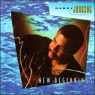 HENRY JOHNSON New Beginnings album cover