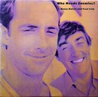 HENRY KAISER Henry Kaiser And Fred Frith ‎: Who Needs Enemies ? album cover