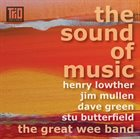 HENRY LOWTHER The Great Wee Band : The Sound of Music album cover