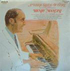 HENRY MANCINI A Warm Shade Of Ivory album cover