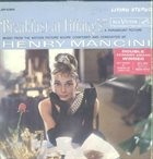 HENRY MANCINI Breakfast At Tiffany's album cover