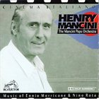 HENRY MANCINI Cinema Italiano: Music of Ennio Morricone & Nino Rota album cover