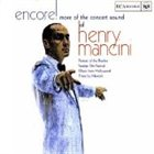 HENRY MANCINI Encore! More of the Concert Sound of Henry Mancini album cover