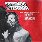 HENRY MANCINI Experiment In Terror album cover