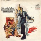 HENRY MANCINI Gunn ...Number One!: Music From The Film Score album cover