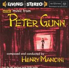 HENRY MANCINI More Music From Peter Gunn album cover