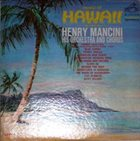 HENRY MANCINI Music of Hawaii album cover