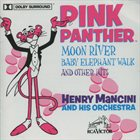 HENRY MANCINI Pink Panther and Other Hits album cover