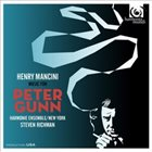HENRY MANCINI Steven Richman,Harmonie Ensemble/New York: Music For Peter Gunn album cover
