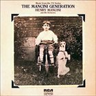 HENRY MANCINI The Mancini Generation (Music From The TV Series) album cover