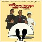HENRY MANCINI Who Is Killing the Great Chefs of Europe? album cover