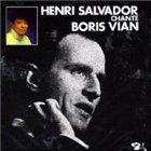 HENRY SALVADOR Chante Boris Vian album cover