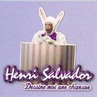 HENRY SALVADOR Dessine moi une chanson album cover
