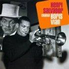HENRY SALVADOR Henri Salvador chante Boris Vian album cover